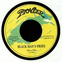 Alton Ellis / Black Man's Pride