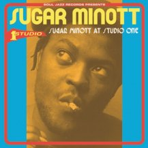SUGAR MINOTT AT STUDIO ONE (2LP)