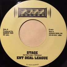ENT DEAL LEAGUE / STAGE (USED)