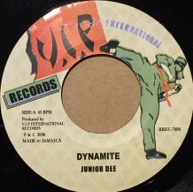 JUNIOR DEE / DYNAMITE (USED)