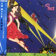 SO NICE / LOVE -LP- (USED)
