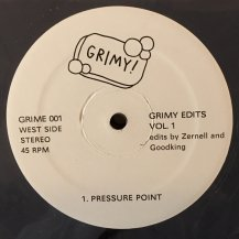 V.A. / GRIMY EDITS VOL.1 (USED)