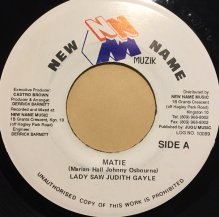 LADY SAW JUDITH GAYLE / MATIE (USED)