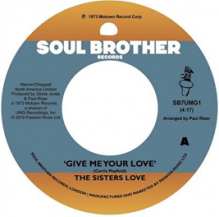 SISTERS LOVE / GIVE ME YOUR LOVE / TRY IT, YOU'LL LIKE IT (プレオーダー)