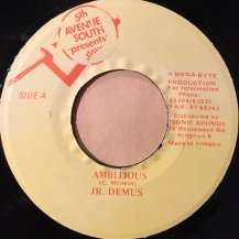 JR. DEMUS / AMBITIOUS (USED)