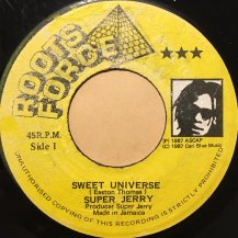 SUPER JERRY / SWEET UNIVERSE (USED)