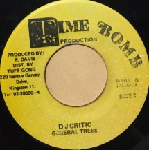 GENERAL TREES / DJ CRITIC (USED)