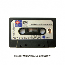 Mr.BEATS a.k.a. DJ CELORY / The Notorious B.I.G. Mix vol.1 (プレオーダー)