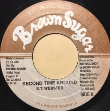E.T. WEBSTER / SECOND TIME AROUND (USED)