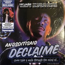 DECLAIME / ANDSOITISAID -3LP- (USED)
