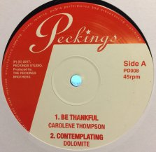 Carolene Thompson / Be Thankful