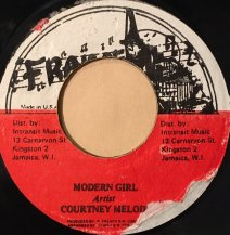 COURTNEY MELODY / MODERN GIRL (USED)