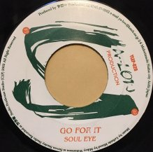 SOUL EYE / GO FOR IT (USED)