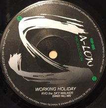 RYO the SKYWALKER / WORKING HOLIDAY (USED)