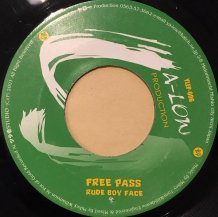 RUDE BOY FACE / FREE PASS (USED)