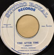 MICHAEL SHEPHERD / TIME AFTER TIME (USED)
