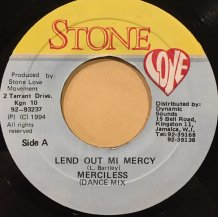MERCILESS / LEND OUT MI MERCY (USED)