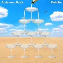 ANDERSON .PAAK / BUBBLIN' (CREAM COLORED VINYL)