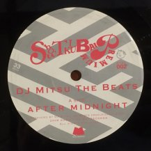 DJ MITSU THE BEATS / HUNGER / AFTER MIDNIGHT / ONE TIME IN MONGOLIA (USED)