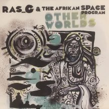 RAS G AND THE AFRIKAN SPACE PROGRAM / OTHER WORLDS (USED)