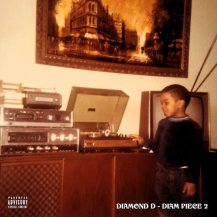 DIAMOND D / THE DIAM PIECE 2 -2LP-