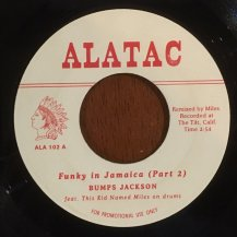 BUMPS JACKSON / FUNKY IN JAMAICA (Part 2) (USED)