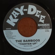 THE BAMBOOS / TIGHTEN UP (USED)