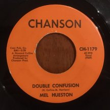 MEL HUESTON / DOUBLE CONFUSION / TIME AND PATIENCE (USED)