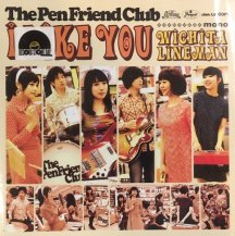 THE PEN FRIEND CLUB / I LIKE YOU (USED)