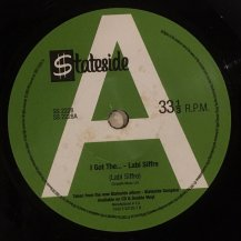 LABI SIFFRE / ALL THE PEOPLE / I GOT THE... / CRAMP YOUR STYLE (USED)
