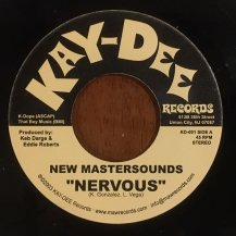 THE NEW MASTERSOUNDS / NERVOUS (USED)