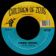 CHILDREN OF ZEUS / HARD WORK / THE HEART BEAT PT. 2