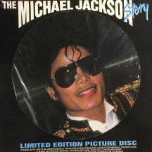MICHAEL JACKSON / THE MICHAEL JACKSON STORY (USED)