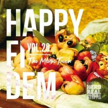 HERO REAL STEPPA from HUMAN CREST / HAPPY FI DEM Vol.20 - The Magic Touch-