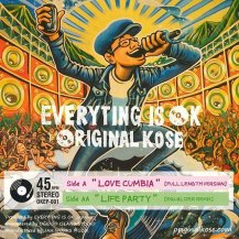 Original Kose / Love Cumbia (Full Length Version)