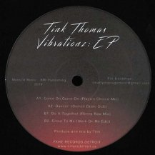 TINK THOMAS / VABRATIONZ EP