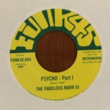 FABULOUS MARK III / PSYCHO (USED)