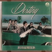 JINTANA & EMERALDS / DESTINY (CD・USED)