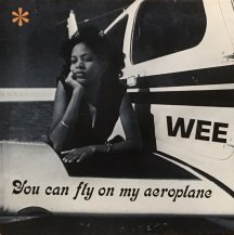 WEE / YOU CAN FLY ON MY AEROPLANE (CD・USED)