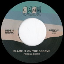 POMONA DREAM / BLAME IT ON THE GROOVE / SAN FRANCISCO