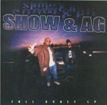 SHOWBIZ & A.G. / FULL SCALE -2LP-