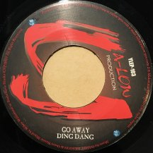 DING DANG / GO AWAY (USED)