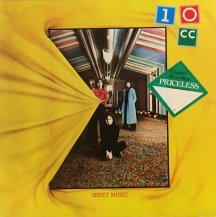 10CC / SHEET MUSIC -LP- (USED)