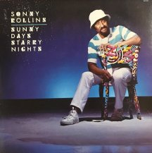SONNY ROLLINS / SUNNY DAYS STARRY NIGHTS -LP- (USED)