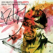 VICE BEATS / DILLA A TIMELESS TRIBUTE -LP-
