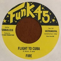 FIRE / FLIGHT TO CUBA / SOUL ON ICE (USED)