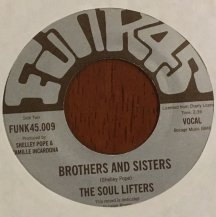 THE SOUL LIFTERS / HOT FUNKY AND SWEATY (USED)