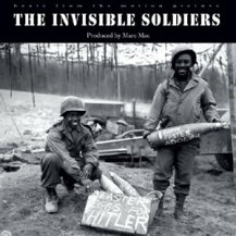 MARC MAC / THE INVISIBLE SOLDIERS -LP-
