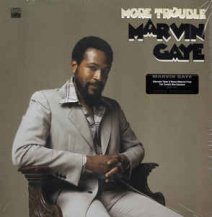 MARVIN GAYE / MORE TROUBLE -LP-