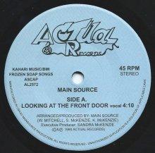 MAIN SOURCE / LOOKING AT THE FRONT DOOR